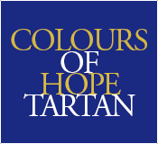 Colours of Hope Tartan